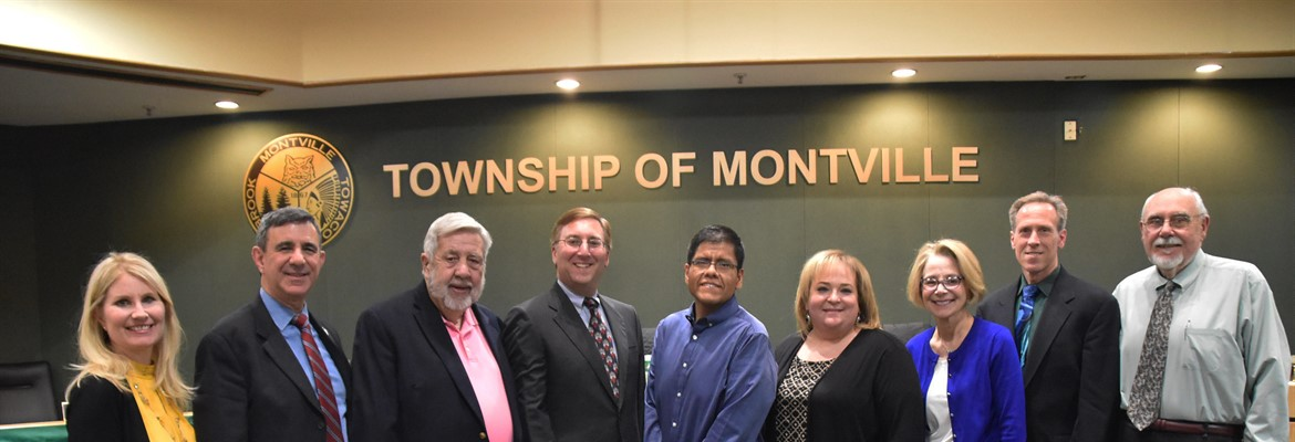 Montville Township Board of Education Members