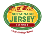 Sustainable Jersey for Schools announced on September 15, 2020, that all 7 Montville Township Public Schools achieved the Bronze Certification for 2020.