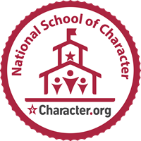 William Mason One of Only 88 Schools & 3 Districts Designated National Schools of Character by Character.org. First China School of Character